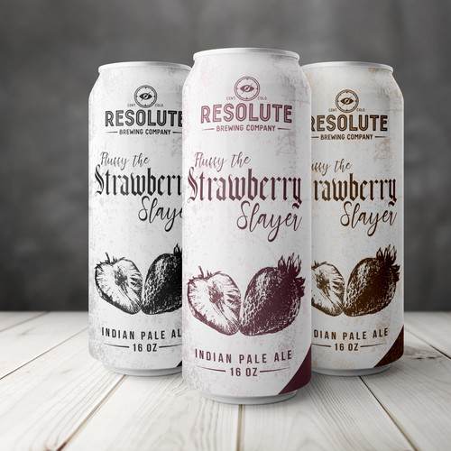 Brewery Launching 16oz Cans; Showcase YOUR artwork on our cans!
