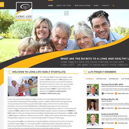 Long Life Family Study (LLFS)