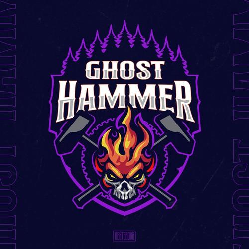 GhostHammerX Logo