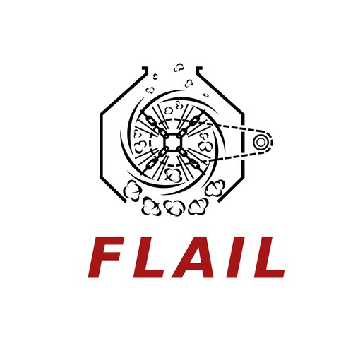 flail logo