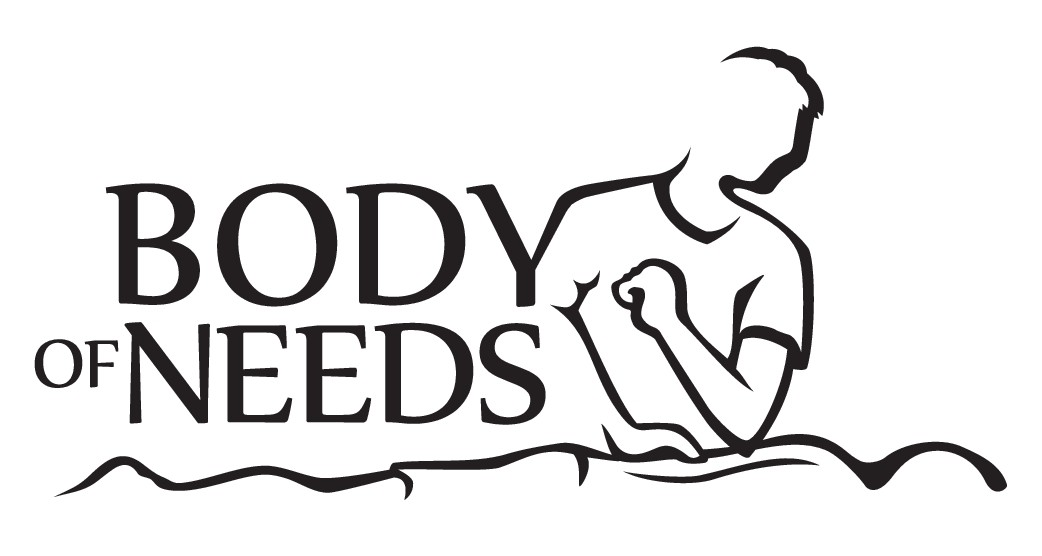 New medical themed spa focusing on the needs of the body needs logo