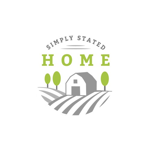 Logo for a home decor shop.