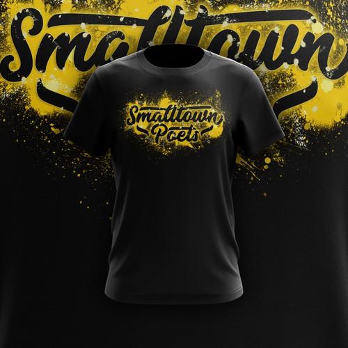 Smalltown Poets T-Shirt