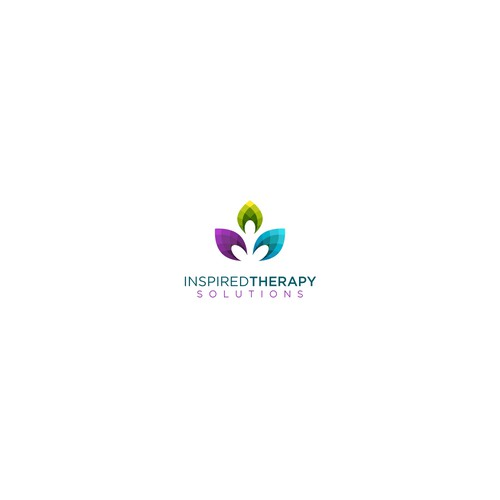 Bold logo for inspired therapy solution