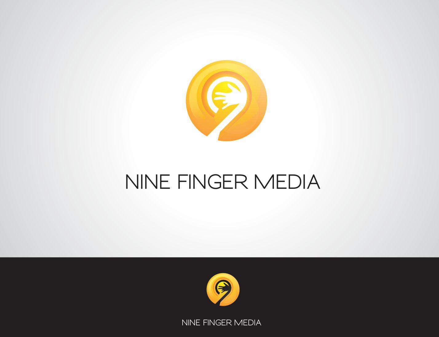 logo for 9 Finger Media