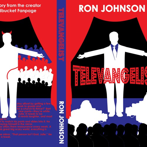 """Televangelist"" book cover"
