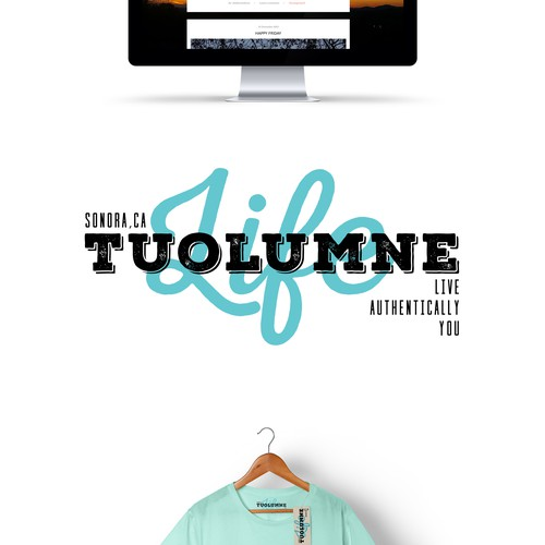Logo and Branding for a Lifestyle Blogger