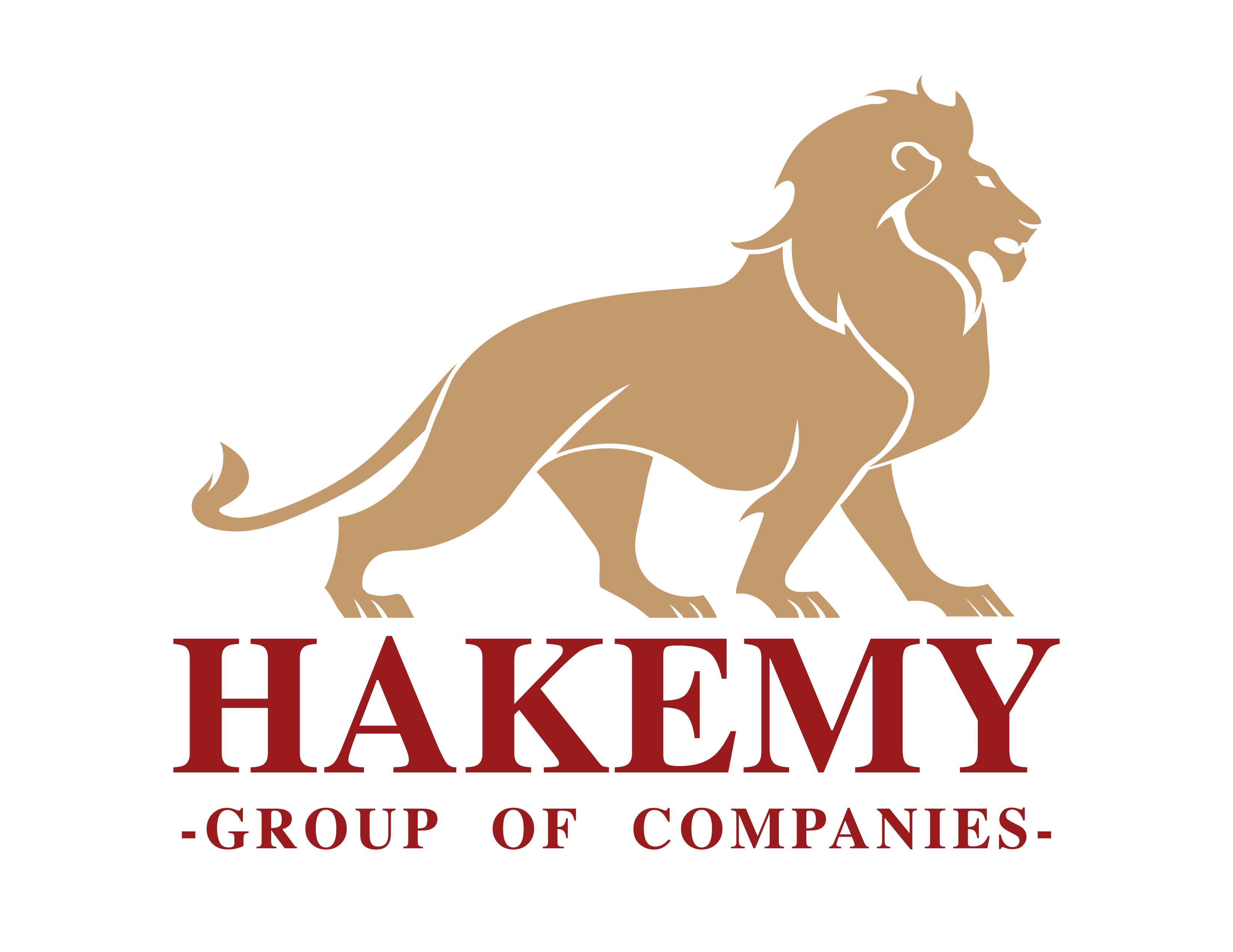 HAKEMY LION LOGO