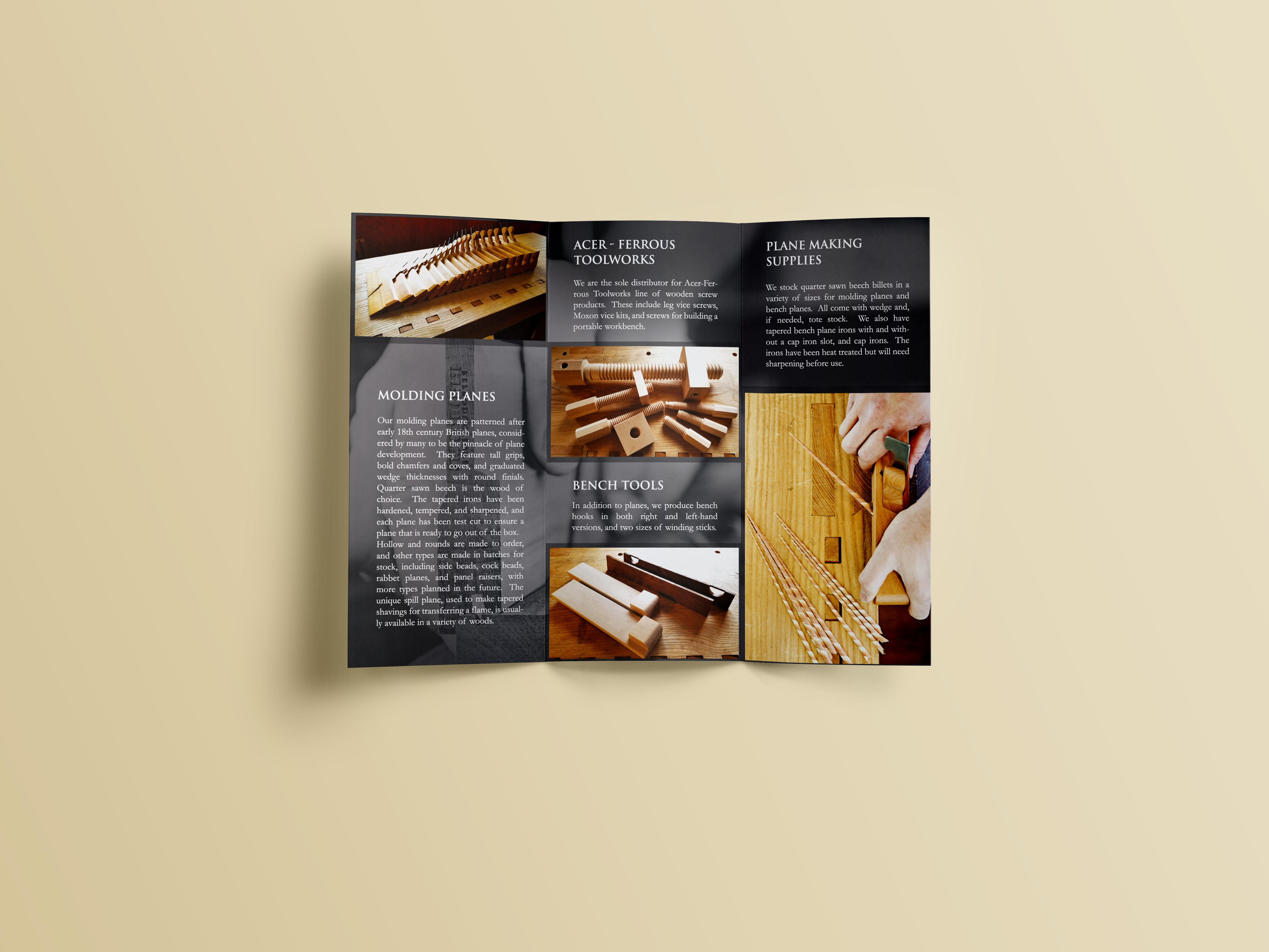 Red Rose Business Brochure