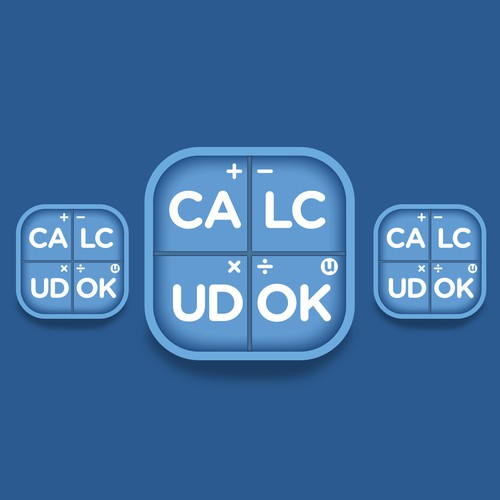 CALCUDOK APP ICON