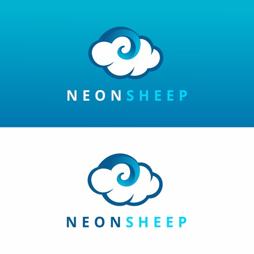 Create a memorable logo for Neon Sheep!