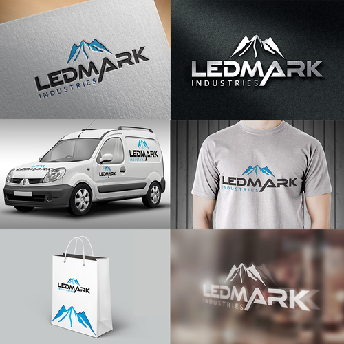 Logo for LEDMARK INDUSTRIES
