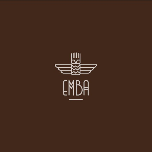 "Logo for ""EMBA"""
