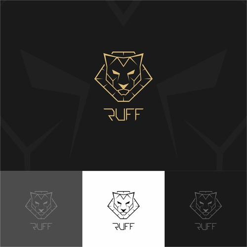 RUFF BOUTIQUE logo's