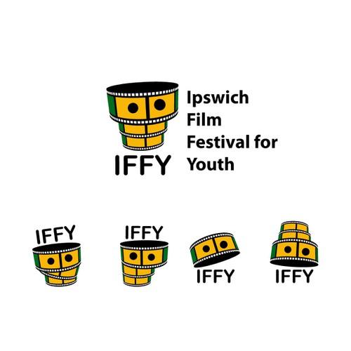 Logo/Mascot for a Film festival