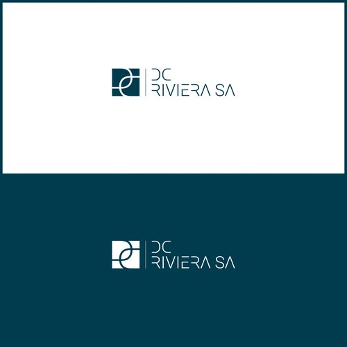 Concept de logo au design moderne