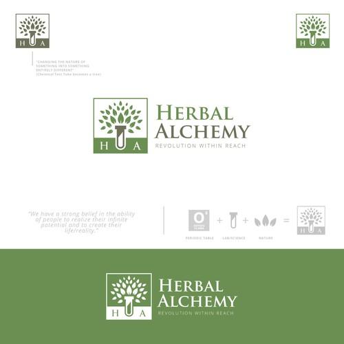 Herbal Alchemy Logo