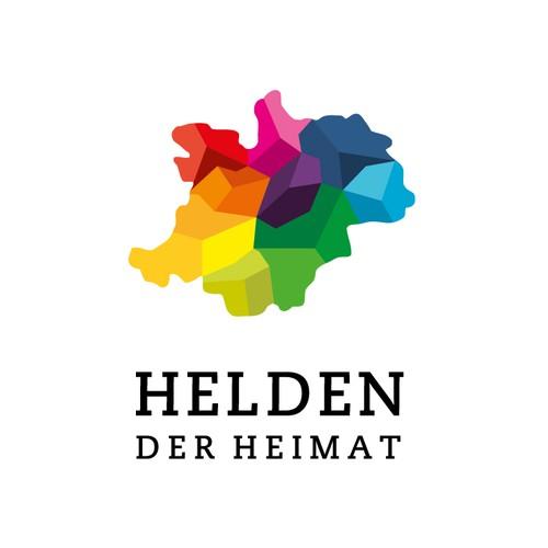 Logo Design for Social Award in Germany
