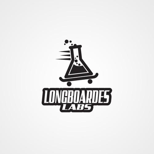 logo for Longboarder Labs