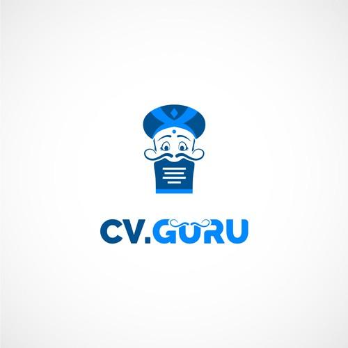 LOGO CONCEPT FOR CV.GURU