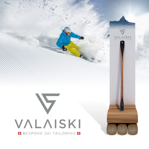 Ski display