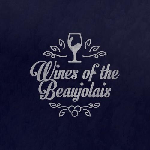 Logo for a Beaujolais Campagin