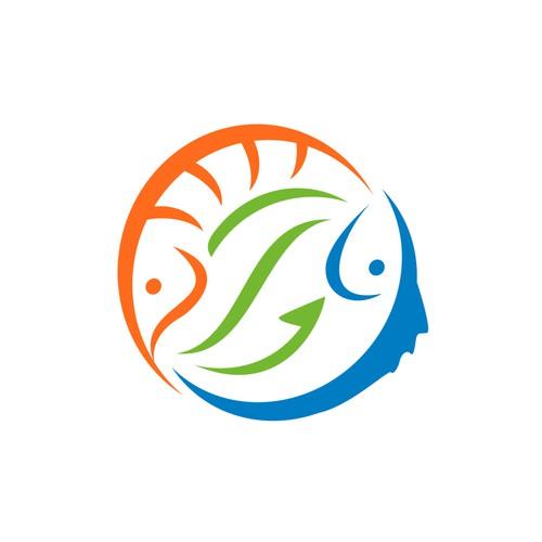 Logo design for an aquatic farm indutries