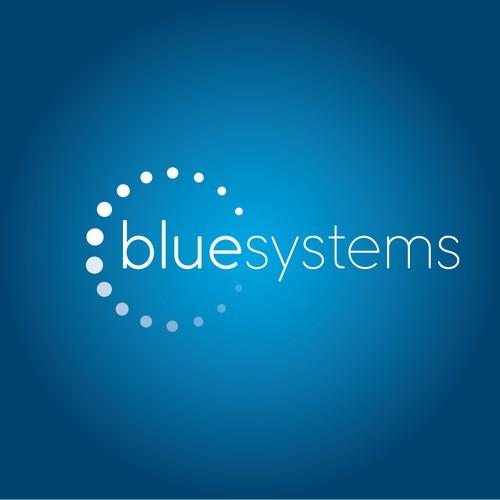 Simple software company logo.