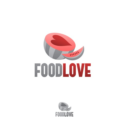Design a cute and fun logo for a food loving online hub!