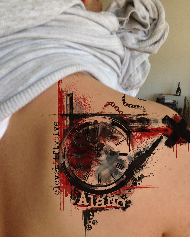 Need a New Tattoo