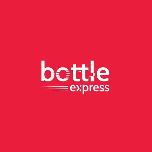 Bottle Express logo