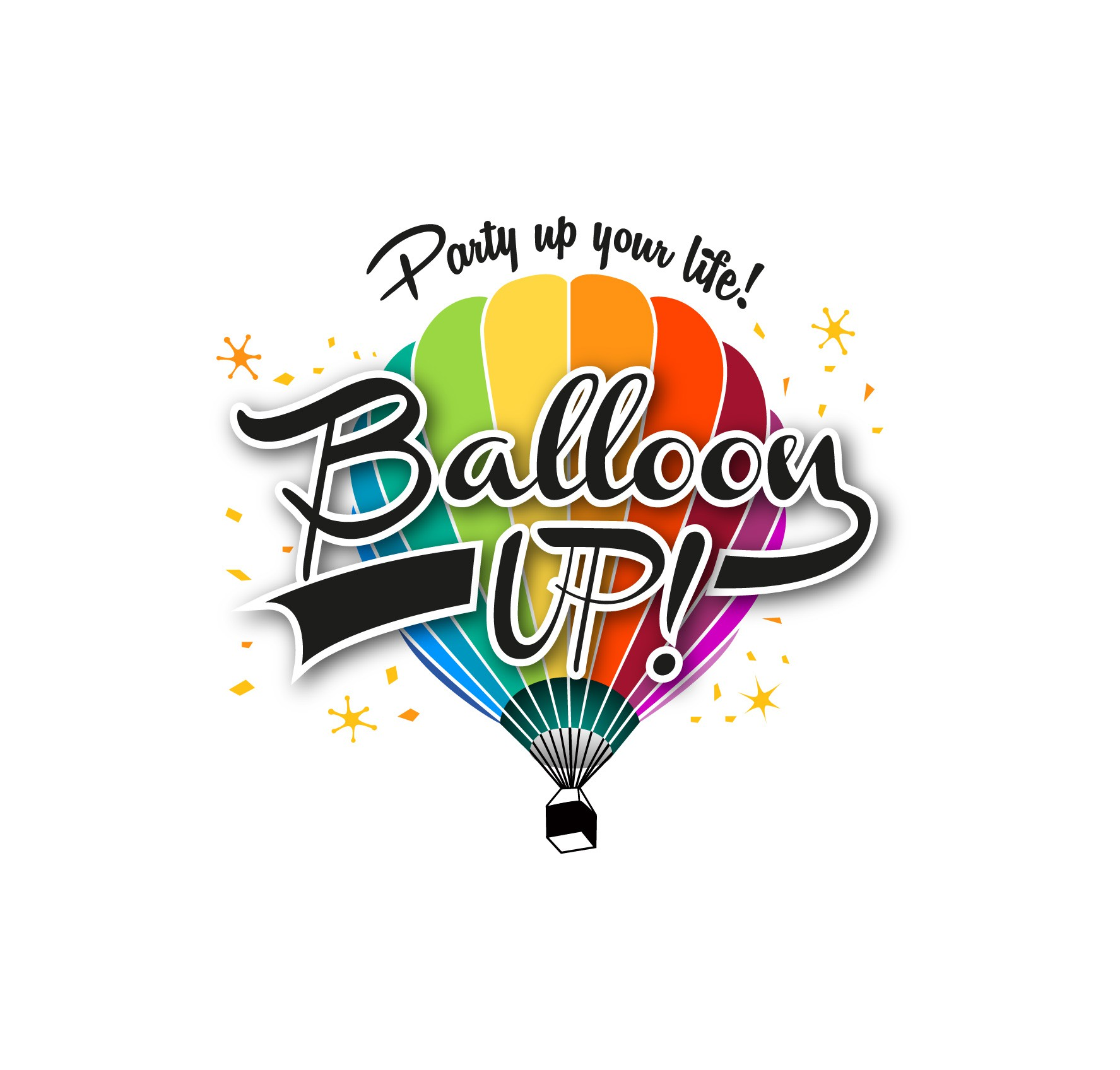 BalloonUP needs a new clever logo