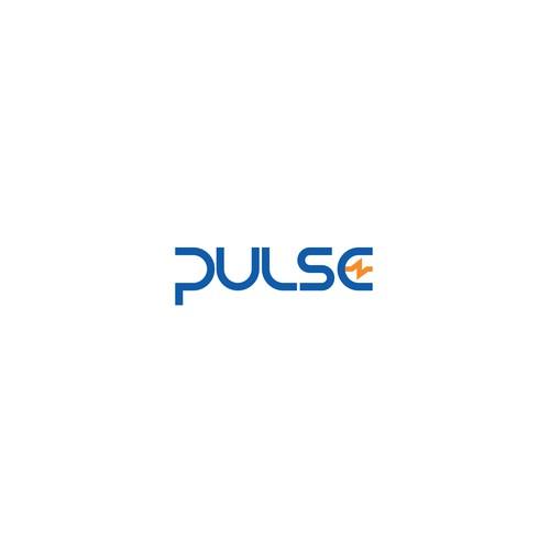 Pulse logo concept