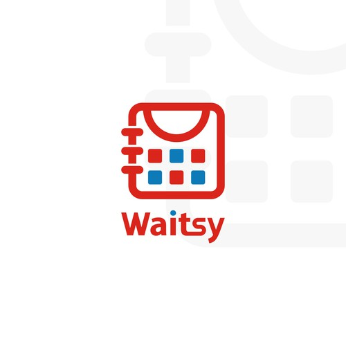 Shopping online store business logo