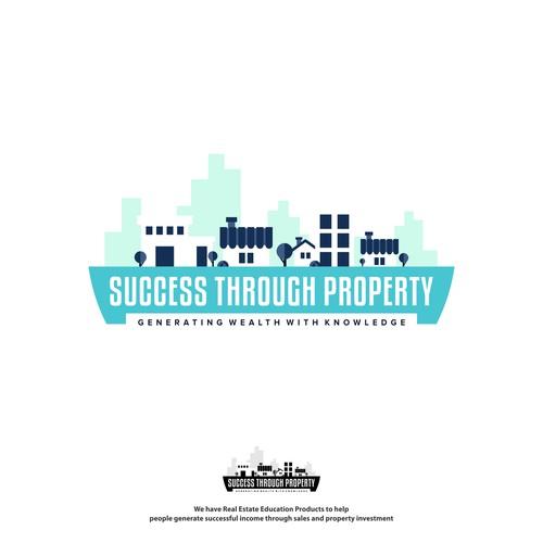 Eye Catching Real Estate Logo