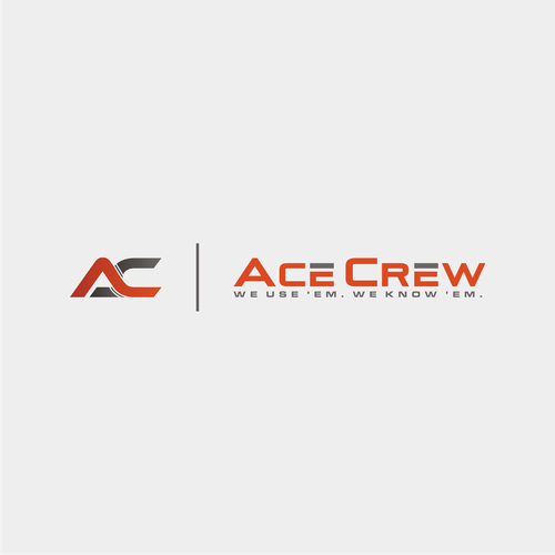Sophisticated logo design for growing industrial/ commercial component supply company