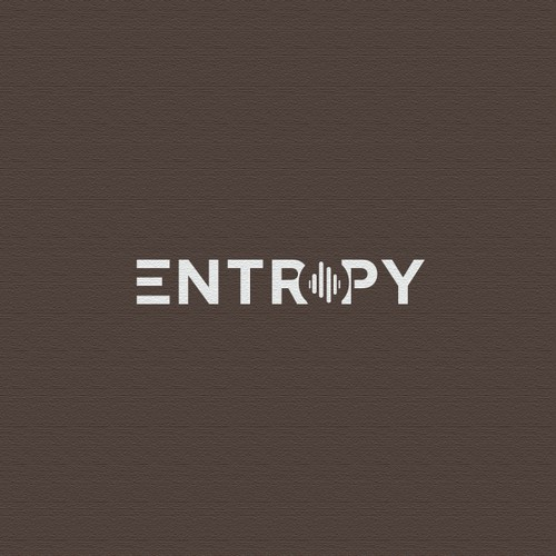 Entropy logo design for a mobile, vr and web development agency.