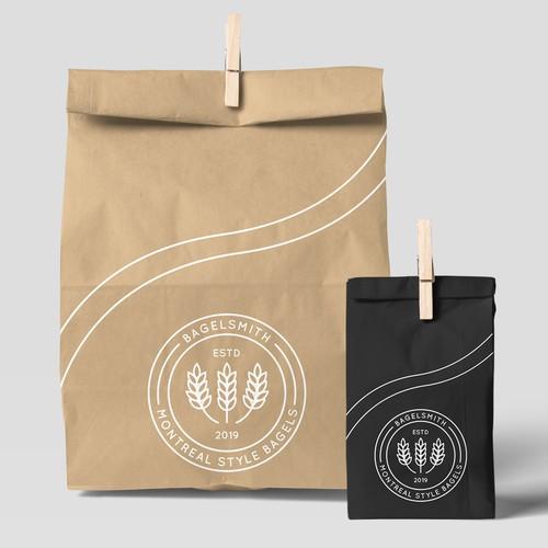 Minimalist Bag Design