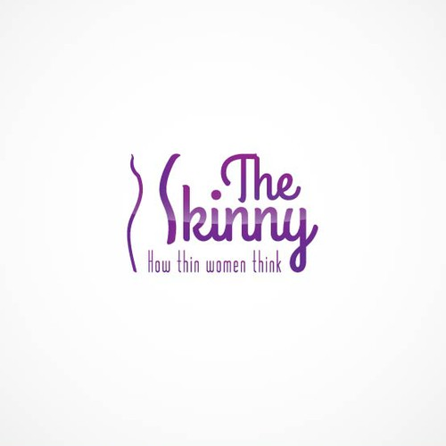 Help 'The Skinny - How Thin Women Think' with a new logo