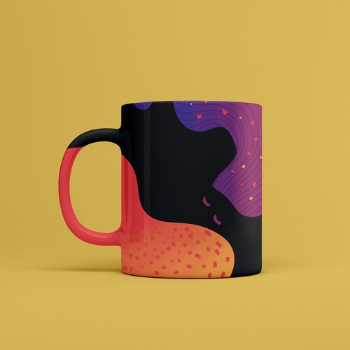 Illustration for mug
