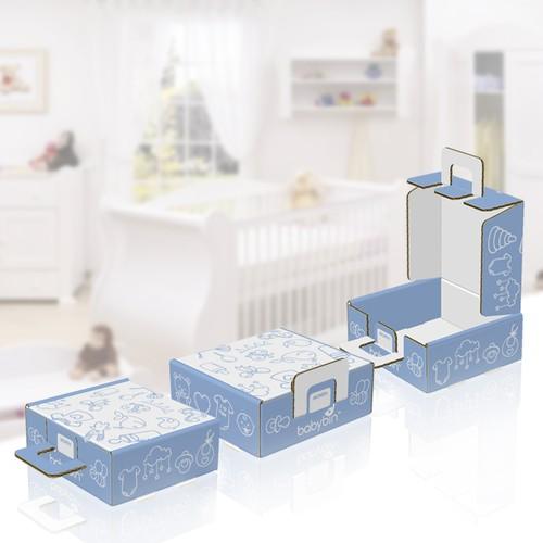 Babybin box