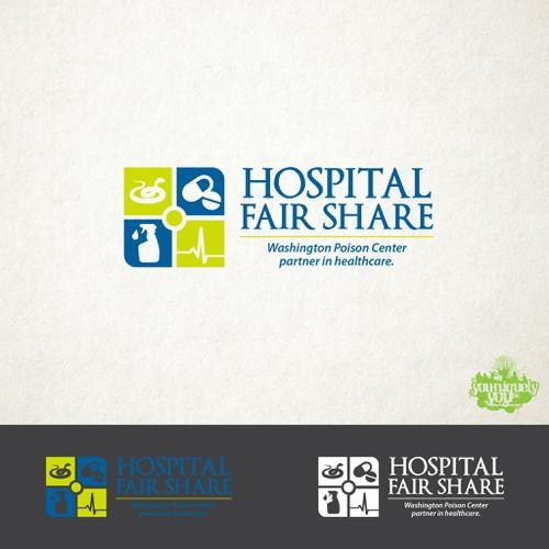 WAPC Hopsital Fair Share Logo Concept
