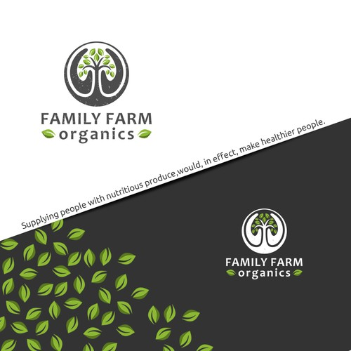 Logo for Organic Products Brand