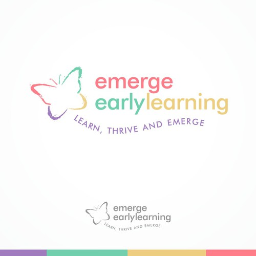 Create logo/branding for EMERGE EARLY LEARNING