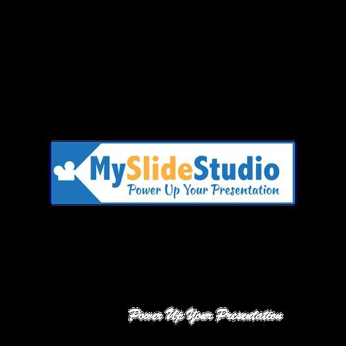 Logo design for MySlide Studio
