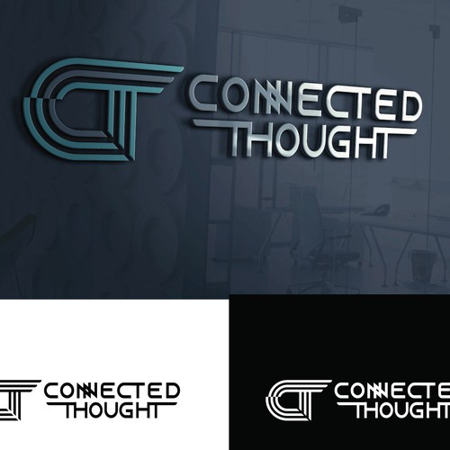 Connected Thought needs a simple, but powerful logo