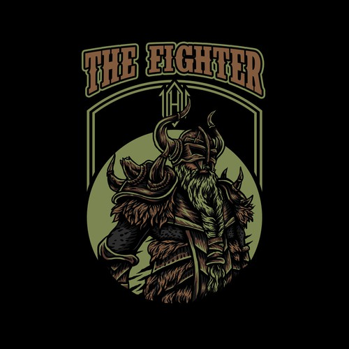 Are you a fighter? Design a shirt that resonates with you.