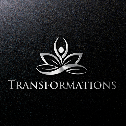 SLEEK AND SIMPLE LOGO FOR TRANSFORMATION