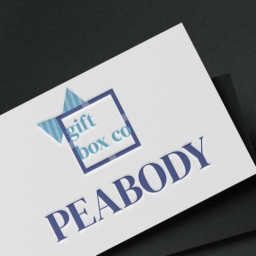 Logo for a Gift Box Company