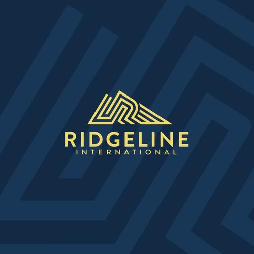 logo for ridgeline